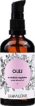 Parfumuri și produse cosmetice Ulei de migdale dulci - Lullalove Almond Oil