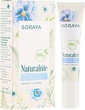 Parfumuri și produse cosmetice Cremă pentru zona ochilor - Soraya Moisturizing Eye Cream