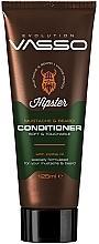Parfumuri și produse cosmetice Condiţioner pentru barbă - Vasso Professional Mustache & Beard Conditioner