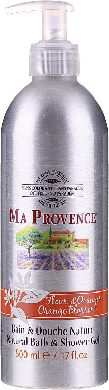 """Gel de duș și baie """"Portocală"""" - Ma Provence Bath & Shower Gel Orange"""
