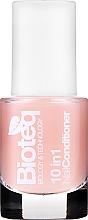 Parfumuri și produse cosmetice Întăritor pentru unghii 10 în 1 - Bioteq Nail Conditioner 10in1