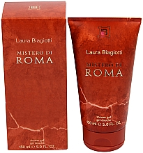Parfumuri și produse cosmetice Laura Biagiotti Misteri Di Roma - Gel de duș
