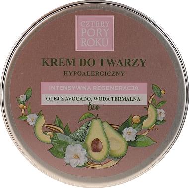 Cremă intens regenerantă pentru față - Cztery Pory Roku Intensive Regeneration Face Cream