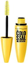 Rimel - Maybelline Volum Express Colossal 100% Black — Imagine N4