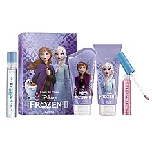 Parfumuri și produse cosmetice Avon From the Movie Disney Frozen II - Set (edt/15ml + h/cr/50ml + lip/gloss/7m + gel/50ml)