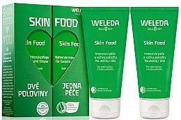 Parfumuri și produse cosmetice Set - Weleda Skin Food (f/b/cr/75ml + f/b/cr/75ml)