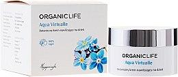 Parfumuri și produse cosmetice Cremă de zi pentru față - Organic Life Dermocosmetics Aqua Virtualle Day Cream