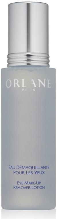 Soluţie demachiantă pentru ochi - Orlane Eye Makeup Remover Lotion — Imagine N1