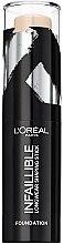 Parfumuri și produse cosmetice Creion contur pentru față - L'Oreal Paris Infaillible Longwear Shaping Stick