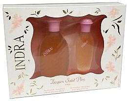 Parfumuri și produse cosmetice Ulric de Varens Indra - Set (edp/100ml + edt/30ml)