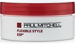 Parfumuri și produse cosmetice Pastă elastică pentru păr, fixare puternică - Paul Mitchell Flexible Style ESP Elastic Shaping Paste