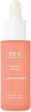 Parfumuri și produse cosmetice Primer hidratant pentru față - Ren Perfect Canvas Clean Primer