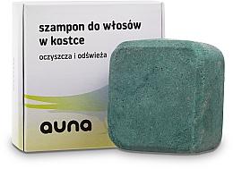 Духи, Парфюмерия, косметика Твердый шампунь для волос - Auna Shampoo In A Bar