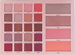 Parfumuri și produse cosmetice Paletă de machiaj - Moira Meant To Be Eye & Face Palette