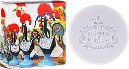 Parfumuri și produse cosmetice Săpun natural - Essencias De Portugal Living Portugal Galo De Barcelos Ginja