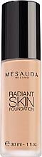 Parfumuri și produse cosmetice Fond de ten cu acid hialuronic - Mesauda Milano Radiant Skin Foundation