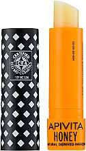 Parfumuri și produse cosmetice Balsam bio cu miere pentru buze - Apivita Bio-Eco Lip Care with Honey