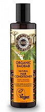 Parfumuri și produse cosmetice Balsam de păr - Planeta Organica Organic Baobab Natural Hair Conditioner