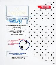 Parfumuri și produse cosmetice Mască colagen pentru față - Collistar Pure Actives Micromagnetic Mask Anti-wrinkle Mask