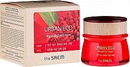 Parfumuri și produse cosmetice Cremă pentru pleoape - The Saem Urban Eco Waratah Eye Cream