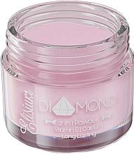 Parfumuri și produse cosmetice Pudră pentru unghii - Elisium 2 in 1 Powder