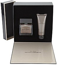 Parfumuri și produse cosmetice Narciso Rodriguez For Him - Set (edp 50ml + sh/g 75ml)