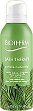 """Parfumuri și produse cosmetice Spumă de baie """"Ghimbir și Mentă"""" - Biotherm Bath Therapy Invigorating Blend Shower Foam"""