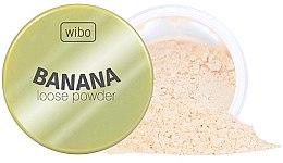 Духи, Парфюмерия, косметика Банановая пудра для лица - Wibo Banana Loose Powder