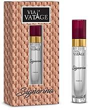 Parfumuri și produse cosmetice Via Vatage Signorina - Apă de parfum (mini)