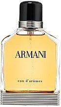Parfumuri și produse cosmetice Giorgio Armani Armani Eau d'Aromes - Apă de toaletă (tester cu capac)