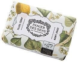 Parfumuri și produse cosmetice Săpun - Panier Des Sens Extra Gentle Natural Soap with Shea Butter Cedrat Linden