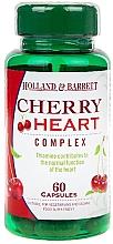 "Parfumuri și produse cosmetice Supliment alimentar ""Cireșe și Vitamina C"" - Holland & Barrett Cherry Heart 500mg"