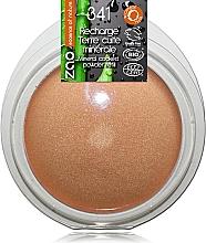 Parfumuri și produse cosmetice Pudră minerală - Zao Baked Face Powder Refill (rezervă)