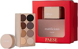 Parfumuri și produse cosmetice Set - Paese Selflove Set 3 (eyeshadow/12g + eye/powder/5.3g)
