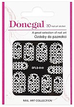 Parfumuri și produse cosmetice Abțibilduri pentru unghii 3637 - Donegal Nail Stickers
