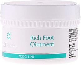 Parfumuri și produse cosmetice Unguent pentru picioare cu rășini vegetale - Clarena Podo Rich Foot Ointment