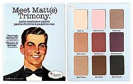 Parfumuri și produse cosmetice Paleta fard de ochi - TheBalm Meet Matt(e) Nude Matte Eyeshadow Palette (25.5g)