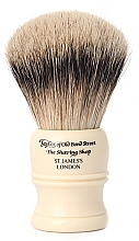 Parfumuri și produse cosmetice Pămătuf de ras, SH2 - Taylor of Old Bond Street Shaving Brush Super Badger Size M