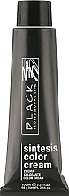 Parfumuri și produse cosmetice Vopsea de păr - Black Professional Line Sintesis Color Creme