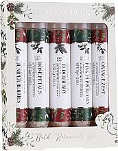 Parfumuri și produse cosmetice Set - Baylis & Harding Bath Botanicals Set (salt/for/bath/5x65g)