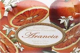 """Parfumuri și produse cosmetice Săpun de toaletă """"Portocală"""" - Saponificio Artigianale Fiorentino Orange"""
