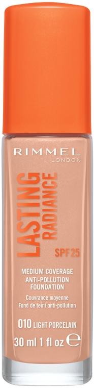 Fond de ten - Rimmel Lasting Radiance SPF 25