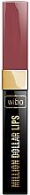 Parfumuri și produse cosmetice Ruj lichid mat - Wibo Million Dollar Lips