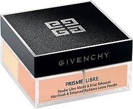 Parfumuri și produse cosmetice Pudră pulbere - Givenchy Prisme Libre Mat-finish & Enhanced Radiance Loose Powder