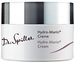 Parfumuri și produse cosmetice Cremă pentru față - Dr. Spiller Hydro-Marin Cream
