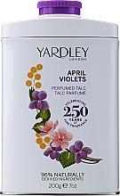 Parfumuri și produse cosmetice Yardley April Violets - Pudră de talc