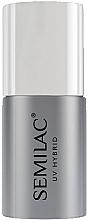 Parfumuri și produse cosmetice Top coat (fără strat lipicios) pentru ojă semipermanentă - Semilac Top No Wipe Sparkle Diamond