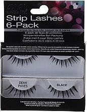 Parfumuri și produse cosmetice Gene false - Ardell Strip Lashes 6-Pack