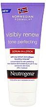 Parfumuri și produse cosmetice Ser pentru corp - Neutrogena Visibly Renew Serum