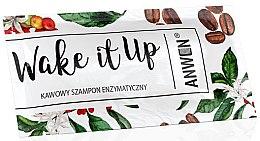 Parfumuri și produse cosmetice Șampon cu enzime, cu aromă de cafea - Anwen Wake It Up Shampoo (mostră)